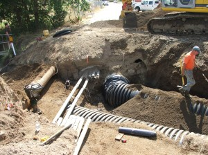 culvert replacement roseville